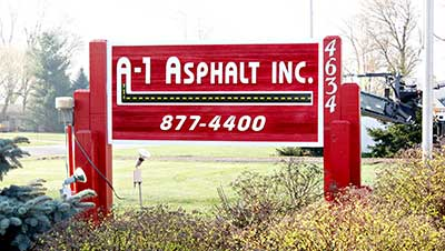 About Our Grand Rapids Asphalt Paving Company