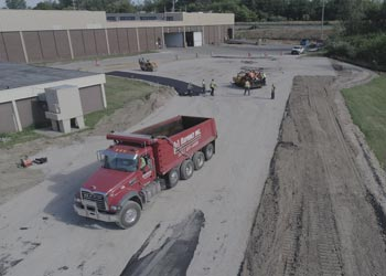 Asphalt Paving Company Grand Rapids, MI Contractors