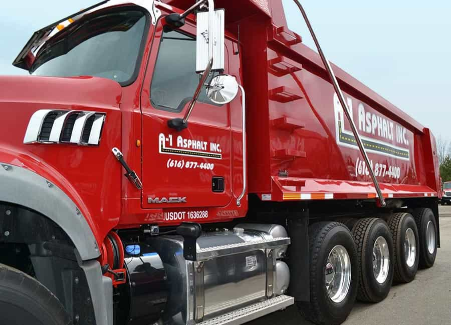 Asphalt Paving Contractors Middleville, MI