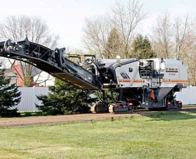 Asphalt Milling & Recycling Grand Haven
