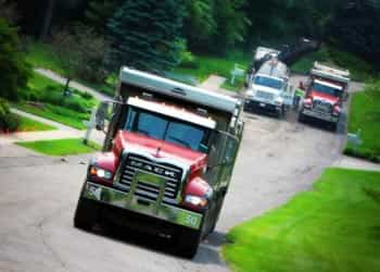 Asphalt Overlays Paving Repair Grand Rapids