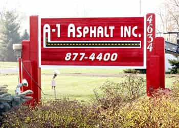 Asphalt Paving Services West Michigan